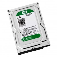 "Жесткий диск 3.5"" 2Tb Western Digital Green, SATA3, 64Mb, IntelliPower (WD20EZRX) (Ref) – интернет-магазин Microtron"