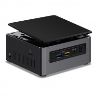 Неттоп Intel NUC Kit NUC7I5BNH, Black/Grey (BOXNUC7I5BNH)