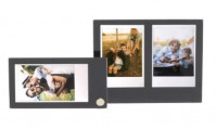 Фоторамка FujiFilm Instax 3 Photo Mini Collage Frame, Black (70100139080) – интернет-магазин Microtron
